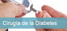 Cirugía de la Diabetes