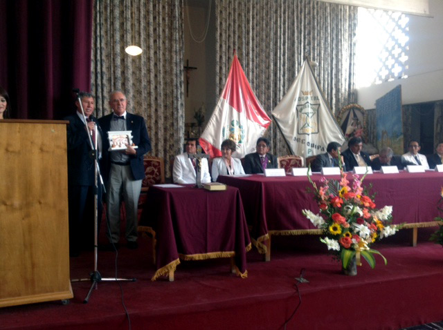 Cirugía en directo en Arequipa, Perú.