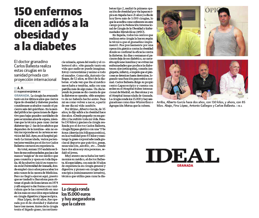 Ideal Granada 21-04-16